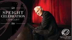 Seattle Opera: Speight Celebration Concert, August 9, 2014 at McCaw Hall. #McCawHall #SeattleOpera