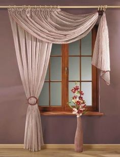 how to choose the best hall curtains designs and hall curtain ideas, and what is the fashionable curtains for a hall and living room in new curtain styles and colors for halls Curtains Living Room, Elegant Curtains, Elegant Bedroom, Home Decor, Curtains, Curtain Styles, Hall And Living Room, Curtain Decor, Curtain Designs