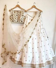 New Lehenga Choli Indian Floral Embroidery Designer Bollywood PartyWear Ethnic Clothing from top store Indian Gowns Dresses, Indian Fashion Dresses, Dress Indian Style, Indian Designer Outfits, Indian Wear, Bridal Dresses, Designer Dresses, Half Saree Designs, Lehenga Designs