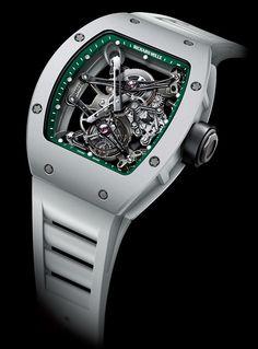 "Montre Richard Mille RM 038 Bubba Watson ""Victory Watch"" - Richard Mille soutient la ""Bubba Watson Charity""."
