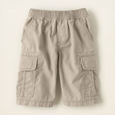 boy - shorts - pull-on cargo shorts   Children's Clothing   Kids Clothes   The Children's Place