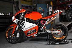 Roland Sands Design KTM 450