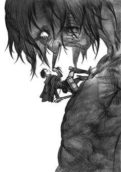 Attack on Titan [6] by prema-ja