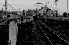 """""""Viajar en tren 1627"""" / BernardoGuerra"""