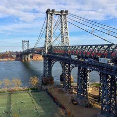 Williamsburg Bridge - Brooklyn