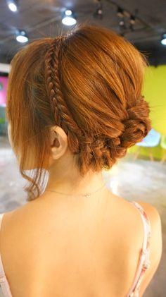RULeR Hair Dresing Japan makoto ishiibraid