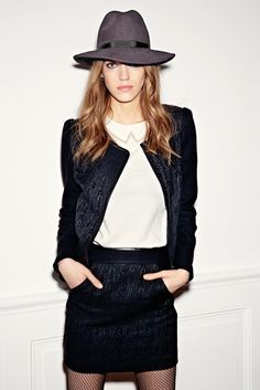 Awesome style for winter!