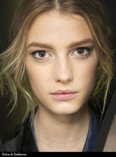 Maquillaje efecto cara lavada, para las más naturales. #maquilladoresciudadreal #estilistasciudadreal