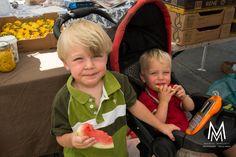 Watermelon Testers at Grammy's St Philips Plaza Tucson, AZ