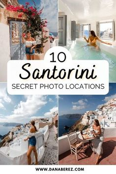 The best Santorini photo spots. Santorini photo ideas for your next trip to Santorini Greece. Santorini Greece Aesthetic. Europe Travel Tips, Spain Travel, Greece Travel, Travel Guides, Travel Destinations, European Travel, Holiday Destinations, Santorini Travel, Santorini Greece