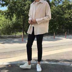 Pants + Sneakers