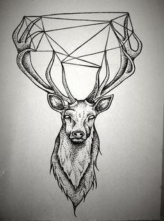 Geo antlers