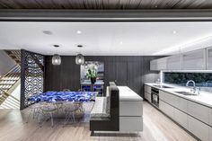 Sublime Cabinet Design 8311 Grey Agate #kitchen #design #inspiration #alfresco #splashback #ideas