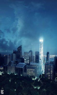 WOODS BAGOT / RESIDENTIAL TOWER