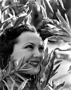 Actress Sylvia Sidney by Cecil Beaton