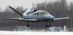 Cirrus Aircraft News - Final Conforming Vision SF50® Personal Jet Takes Flight to Complete Certification Fleet