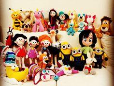 En güzel amigurumi oyuncakları sizler için tasarlıyoruz. amigurumi sağlıklı bir oyuncaktır hem hediyelik alabilir hemde tasarlatabilir hemde çocuklarınızla amigurumi oyuncakların tadını çıkarabilirsiniz