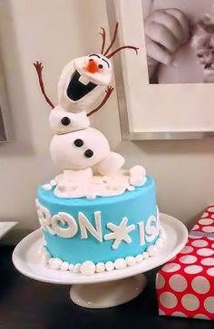 Najkrajšie torty a inšpirácie na tému Frozen! | Torty Ramira