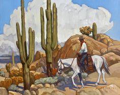 Dennis Ziemienski | Desert Rider