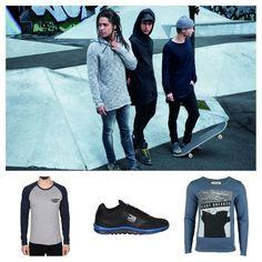 51% OFF JACK & JONES   Or Lady Sweatshirt, Nath Ls Crewneck Raglan & Jj Adjust Mesh Fx8 Sneaker.  ➡   http://www.hoodboyz.co.uk/jack-and-jones/