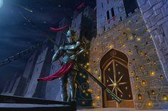 The Gate of Stars by Erebus74.deviantart.com on @deviantART