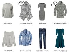 my winter capsule wardrobe - unfancy...great how-tos and a capsule wardrobe planner!