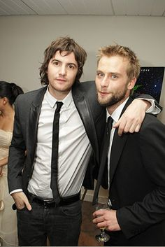 Joe Anderson & Jim Sturgess