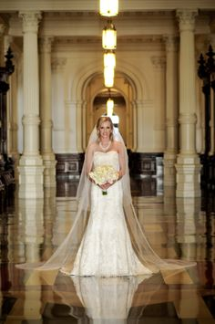 Gorgeous Patsy's bride Monica in her Essense of Australia gown! #patsysbridal #patsysbridalboutique #bride #wedding www.patsysbridal.com