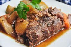 Perfect Pot Roast (Slow-Cooker) | Genius Kitchen