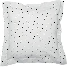 Polka Dot Pillowcases Fascinating Sisomdos Ikat Pillowcase  50X75Cm $32 ❤ Liked On Polyvore Decorating Design