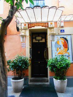 Cafe Croche de San Lorenzo de El Escorial