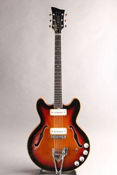 EKO[エコー] Model 290 Sunburst 1960s|詳細写真