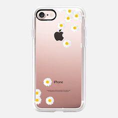 iPhone 7 Case DAISY RAIN Crystal Clear iPhone Case