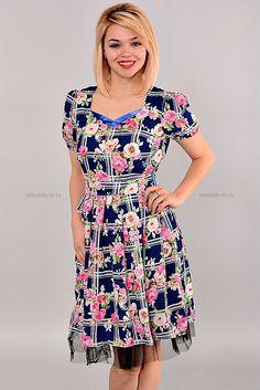 Платье Г9758 Размеры: 42-48 Цена: 435 руб.  http://odezhda-m.ru/products/plate-g9758  #одежда #женщинам #платья #одеждамаркет