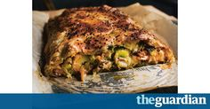 More festive tips and recipes from Observer Food Monthly. Today, hot smoked fish and leek pie