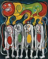Resultado de imagen para Raquel Forner. Exposición individual en Galería Wildenstein, 1973
