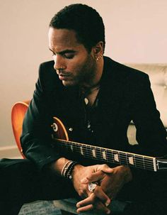 """Lenny Kravitz :: """"I always try to keep the circumstances in my life fresh. I like to change the physical environment I live in, change the people around me and try to experience things for the first time. I think that keeps one on their toes, creatively and spiritually."""""""