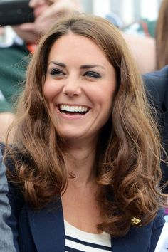 Duchess Of Cambridge Hairstyles | Kate Middleton Hairstyles | British Vogue