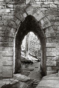 Poinsett Bridge in Greenville County, SC