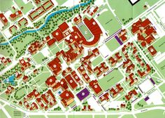 57 Best Layout of university campus images