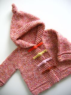 Quinn's Spring Time HoodieWoodland Elf Hat, free pattern# baby knits @Af 10/1/13