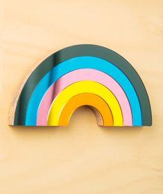 Rainbow Mirror- Dark