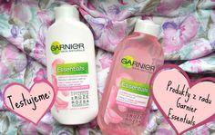 Essentials - Odličovacie mlieko a pleťová voda - KAMzaKRÁSOU.sk xn--kamzakrsou-y4... #kamzakrasou #krasa #cosmetics #beauty #garnier #milk #cream #anti_redness #new #love #sweet #skin