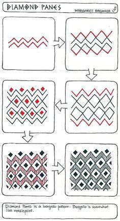 zentangle Patterns - Google Search