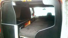 51 Best Ford Transit Van Conversions Images Caravan
