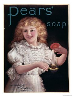 Advertisement for Pears' Soap