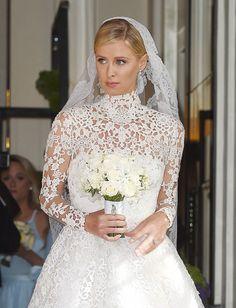 nicky hilton wedding dress - Yahoo Search Results