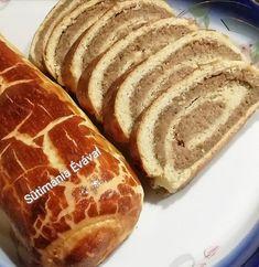 Karácsonyi bejgli, már hosszú ideje így sütöm, nagyon finom és egyszerű! - Egyszerű Gyors Receptek Bread, Food, Basket, Brot, Essen, Baking, Meals, Breads, Buns