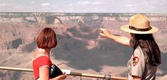 Grand Canyon National Park - I have been before but would like to to again - this time with no blizzard!