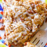 Cinnamon Chip Scones by sallysbakingaddiction.com